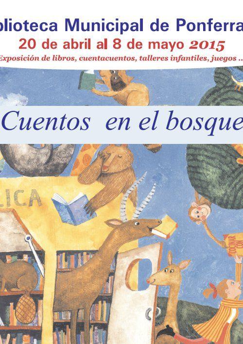 XVI Salón del Libro Infantil. Salibrín 2015 en Ponferrada 1