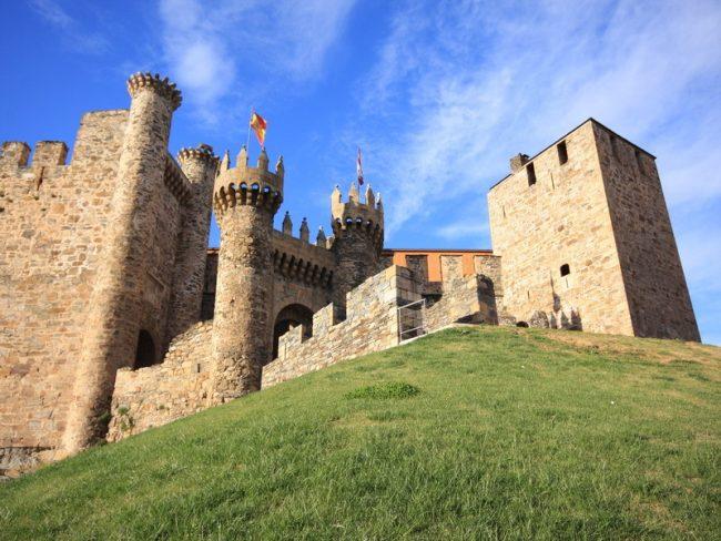 Exposición: Arquitectura defensiva en España 1