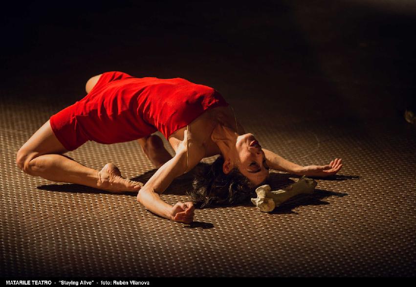 """El ciclo Mu_danza vuelve bajo el lema """"otro teatro es posible"""" 1"""