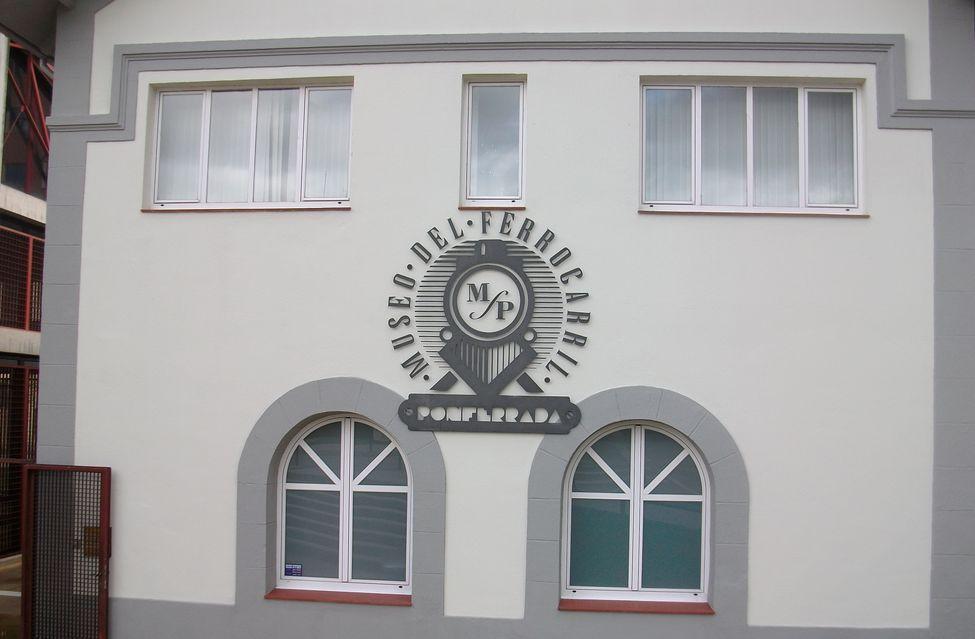 Museo del Ferrocarril de Ponferrada 1