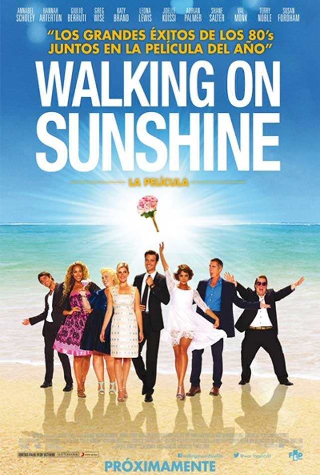 Walking on Sunshine 1