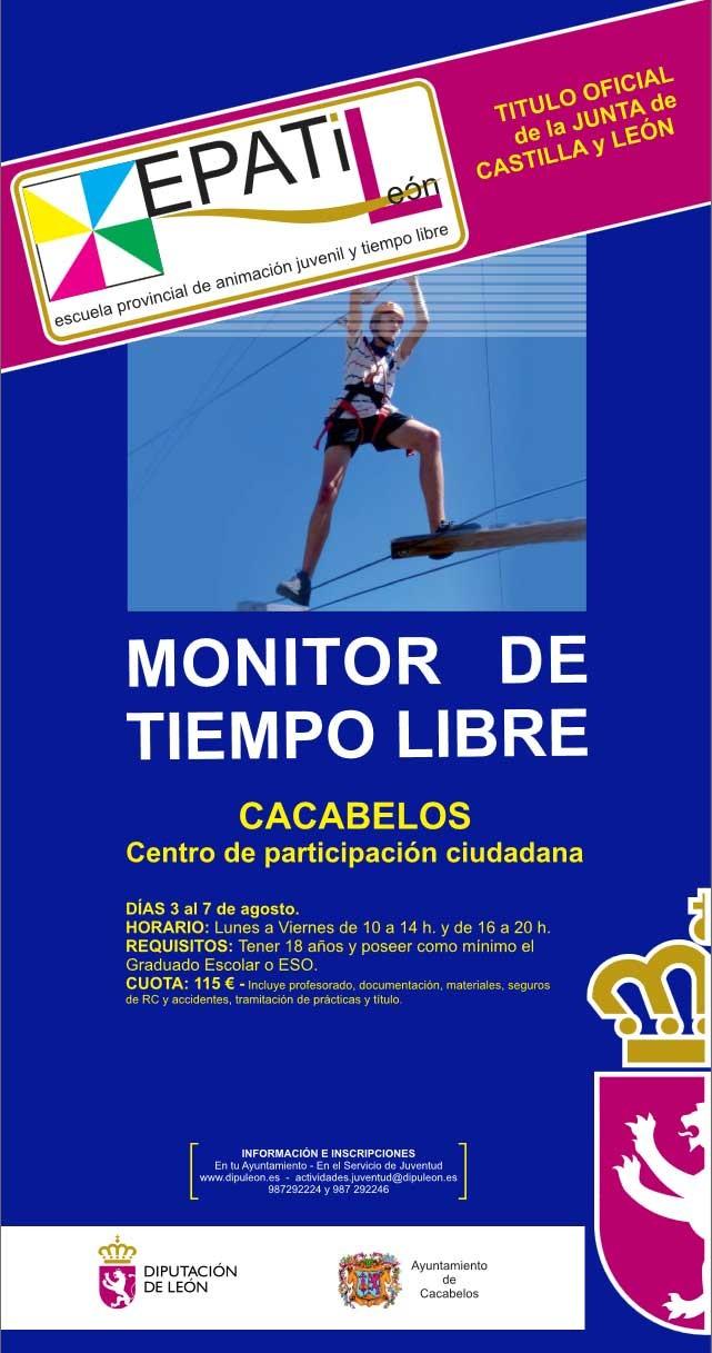 Curso de monitor/a de tiempo libre 6