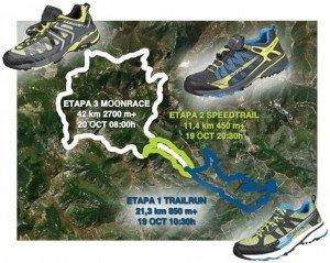 Ancares 3Trails : Maratón de montaña por etapas. 1