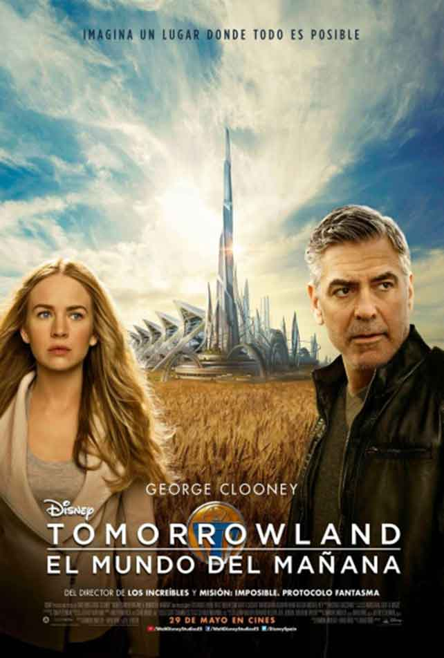 Tomorrowland: El mundo del mañana 1