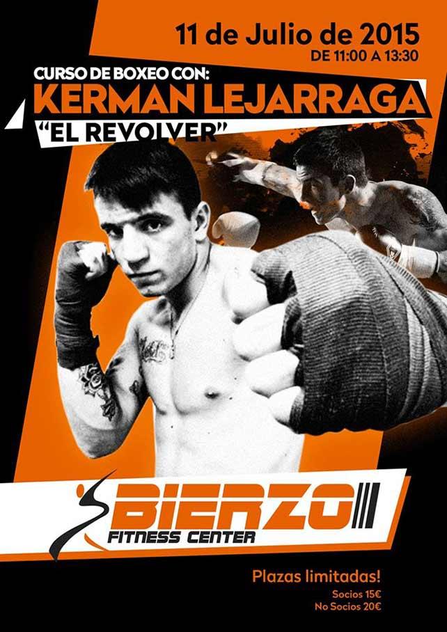 Curso de Boxeo en Bierzo fitness Center MambaGYM con Kerman Lejarraga 1
