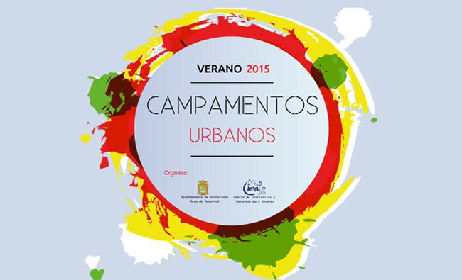 Campamentos Urbanos de Verano CIMA 2015 1