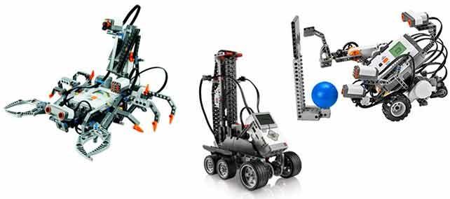 Campamento de robótica Lego Robotix I 5