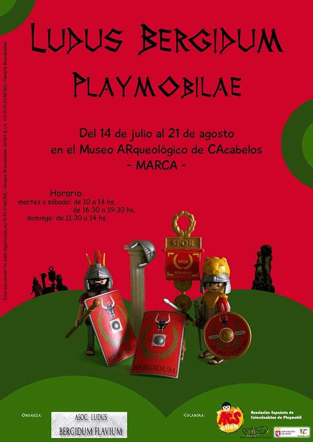 Ludus Bergidum Playmobilae 1