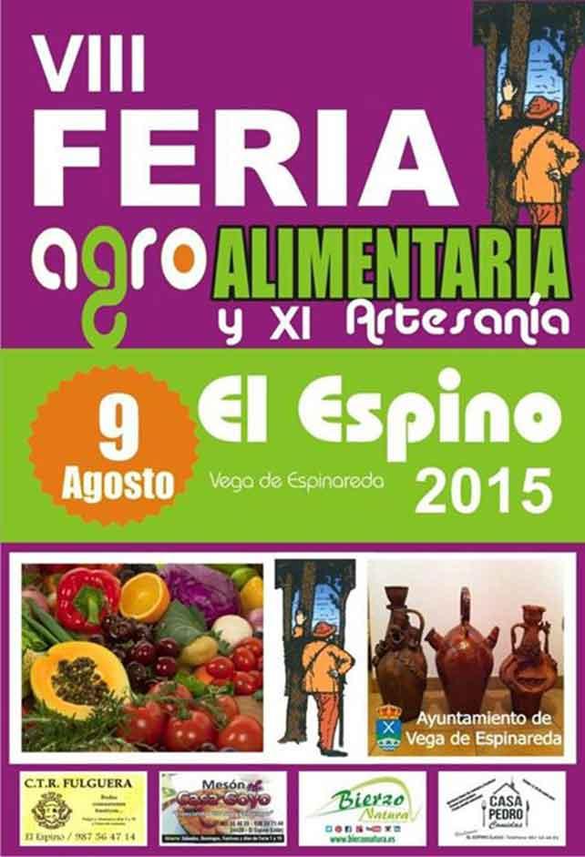 VIII Feria agroalimentaria y de artesanía en el Espino 5