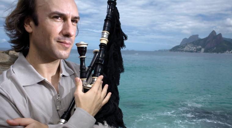 Carlos Núñez en concierto 1