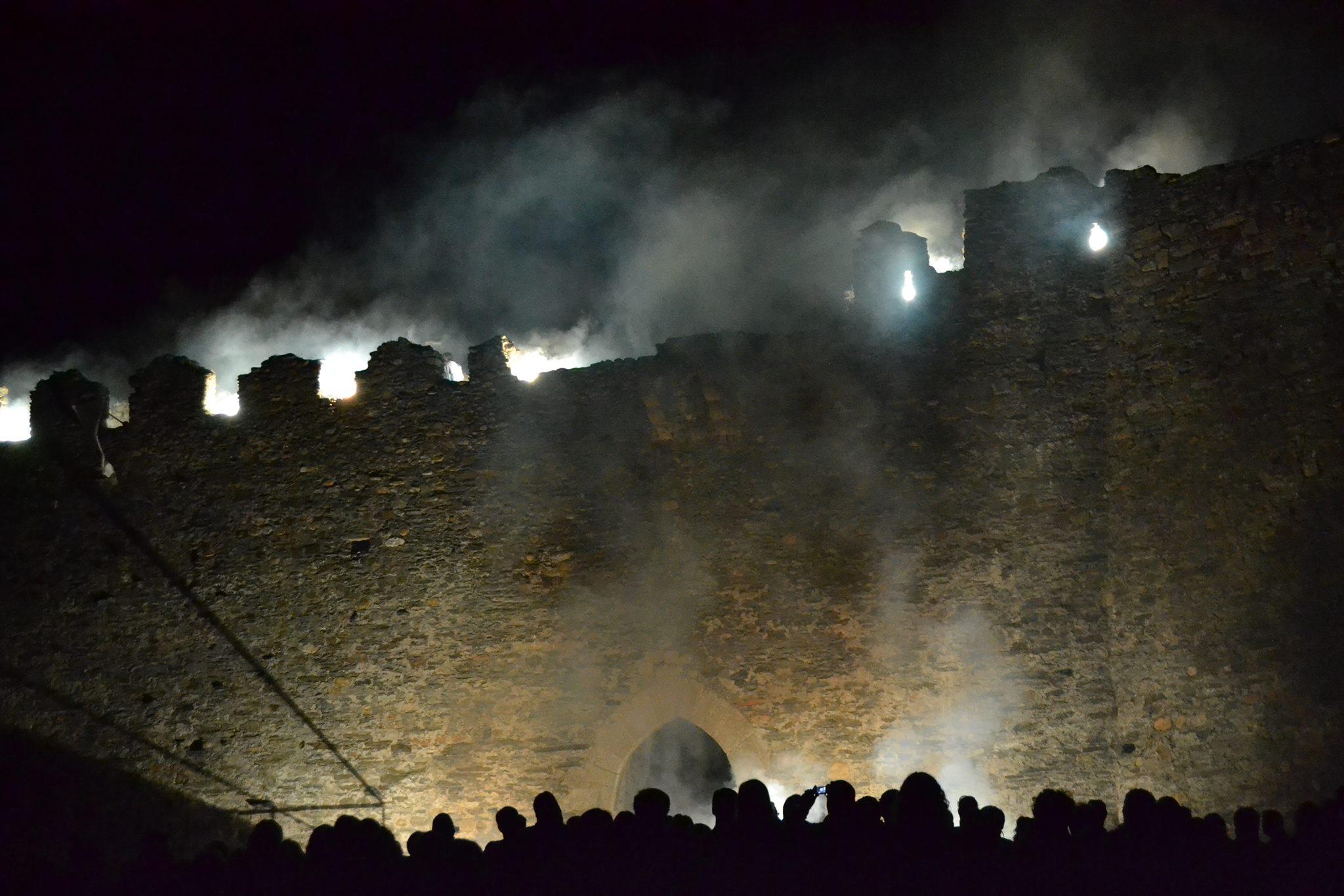 EL SR. DE BEMBIBRE (La leyenda) - Visitas Nocturnas Teatralizadas al Castillo de Ponferrada 1