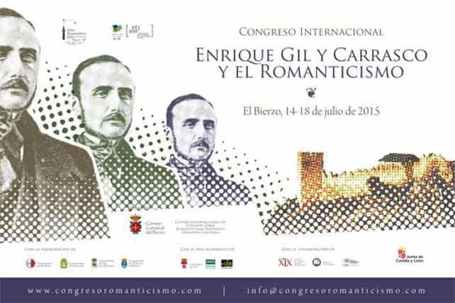 Congreso «Enrique Gil y Carrasco y el romaticismo» 1