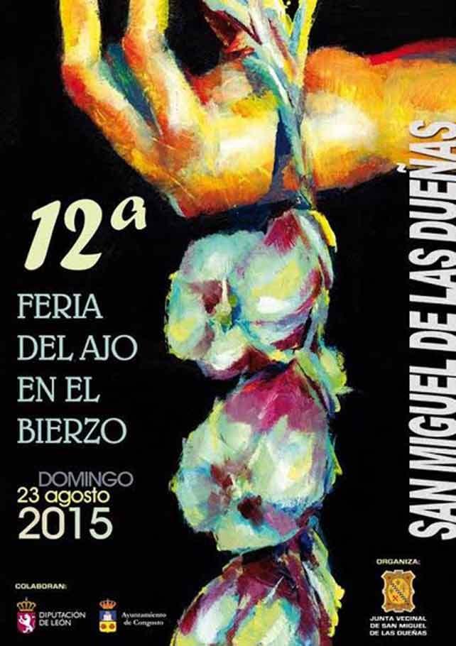 domingo 23: Feriaa del Ajo en San Miguel de las Dueñas 4