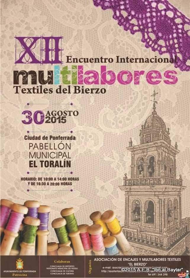 XII Encuentro Internacional de Multilabores Textiles 7