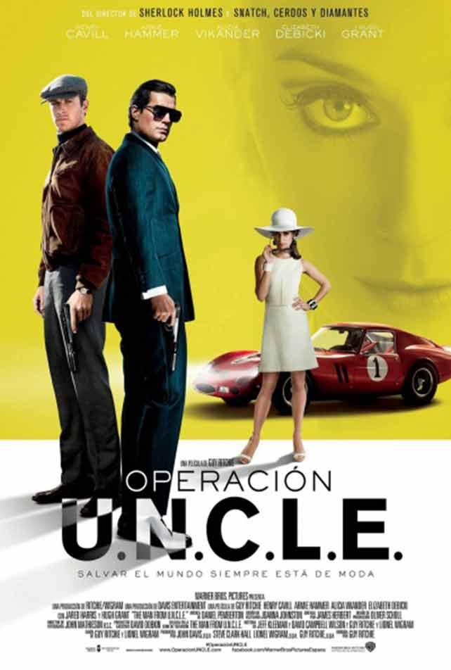 Operación U.N.C.L.E. 1