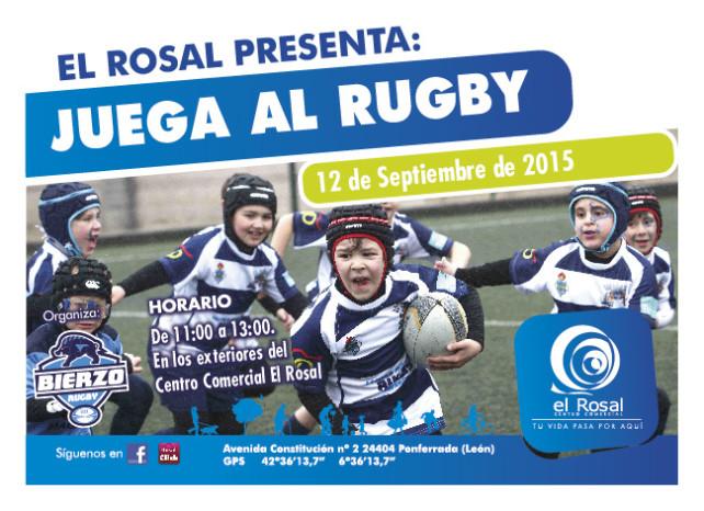 Conoce de cerca el rugby en El CC El Rosal 1
