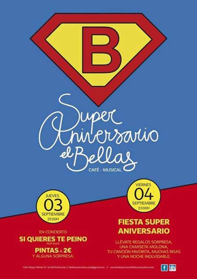Jueves de aniversarios y conciertos 1