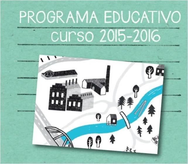 Programa educativo curso 2015 - 2016 en Ene Museo 1