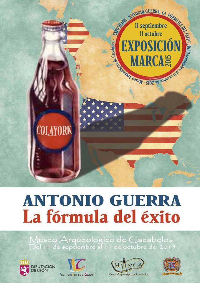 Ampliación de la Exposición de Antonio Guerra: La fórmula del éxito 2