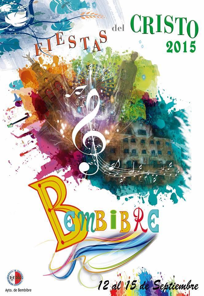 Fiestas del Cristo 2015 en Bembibre. Programa y horarios 1