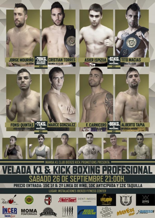 Gala de Kickboxing y K1 1