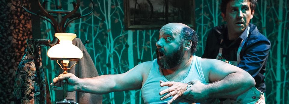 Pulgarcito, un cuento con mucha miga en el Teatro Bergidum 1