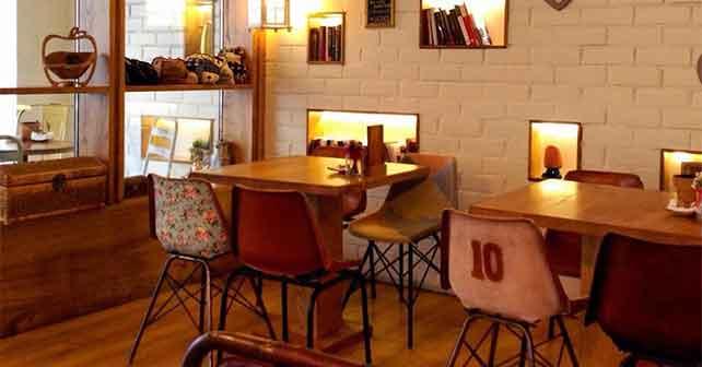 Café Cinco Sentidos, recuperando el tiempo 1