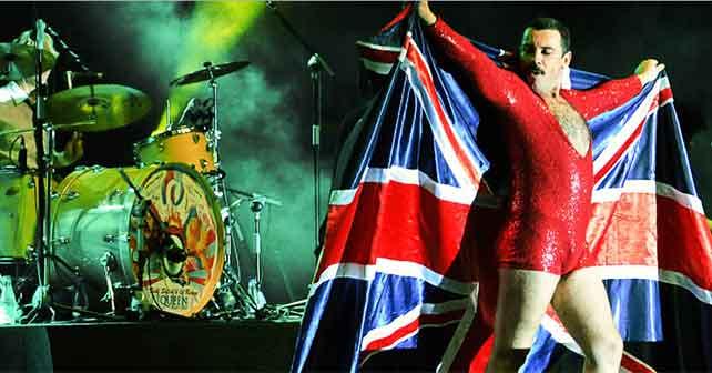 """""""Dios salve a la reina"""". Remember Queen esta noche en Ponferrada 7"""