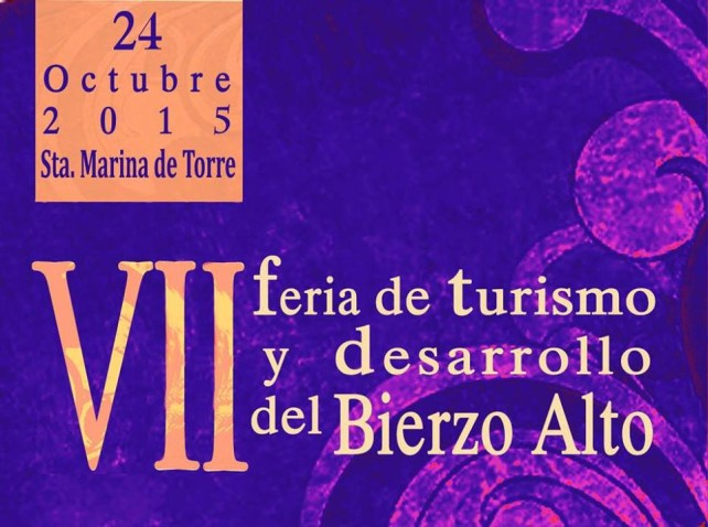7ª Feria del turismo rural y el desarrollo del Bierzo Alto 2