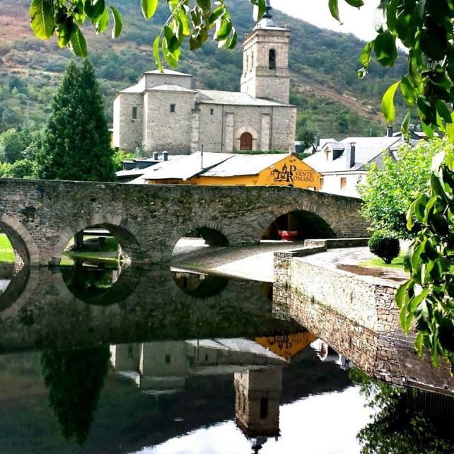 Mesón Puente Romano en Molinaseca, pasión por el Bierzo 1