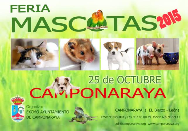 Feria de Mascotas 2015 en Camponaraya 1