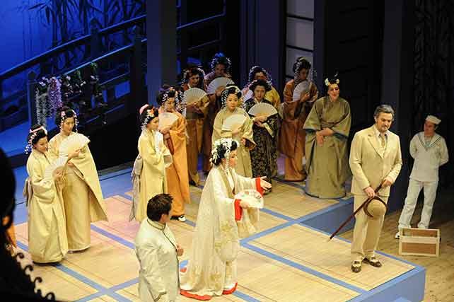 El clásico: 'Madama Butterfly' llega al Bergidum en una gran producción 1