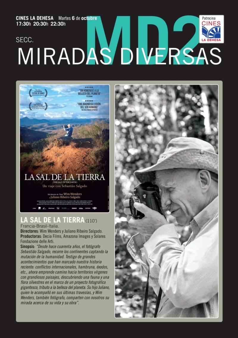 Festival de cine de Ponferrada: Miradas diversas II Martes 6 de octubre 1