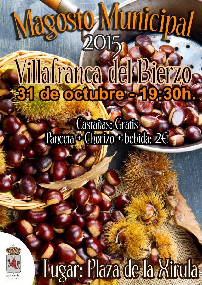 31 de octubre, magosto en Villafranca del Bierzo 8