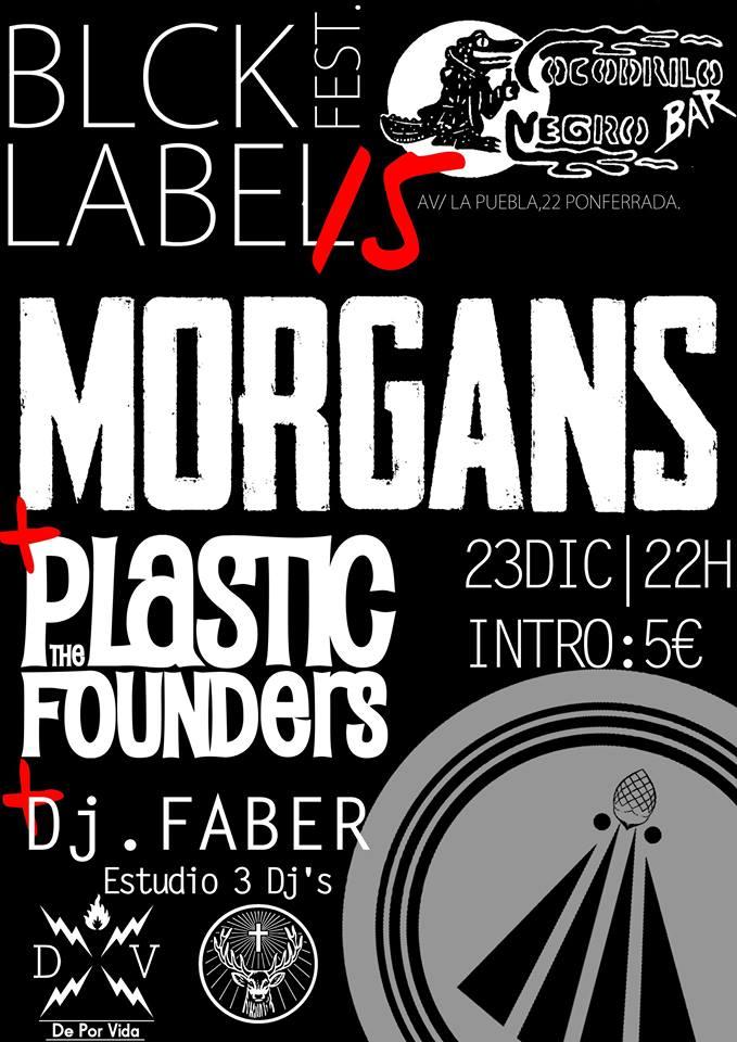 Black label Fest en Cocodrilo Negro 1