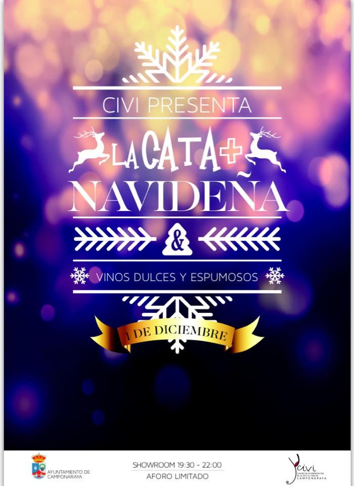 Civi Presenta: La Cata Navideña 3