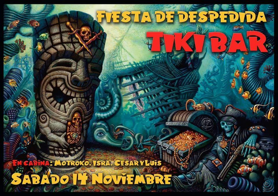 Tiki Bar cierra sus puertas con una fiesta de despedida 1