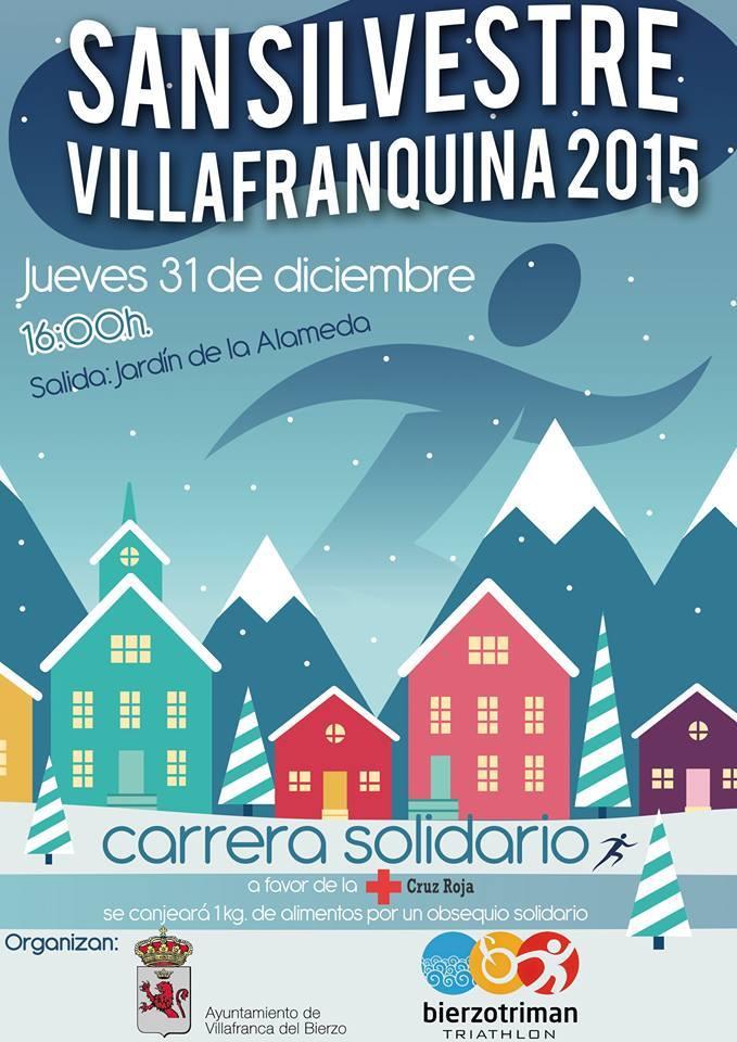 31 de diciembre, 16h, San Silvestre de Villafranca del Bierzo 10