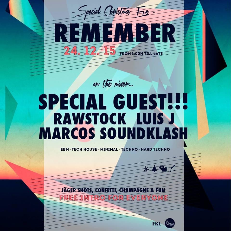 Noche Remember en La Vaca Club 1