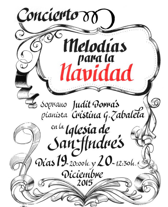 Concierto 'Melodías para la Navidad 2015' El 19 y 20 de diciembre 3