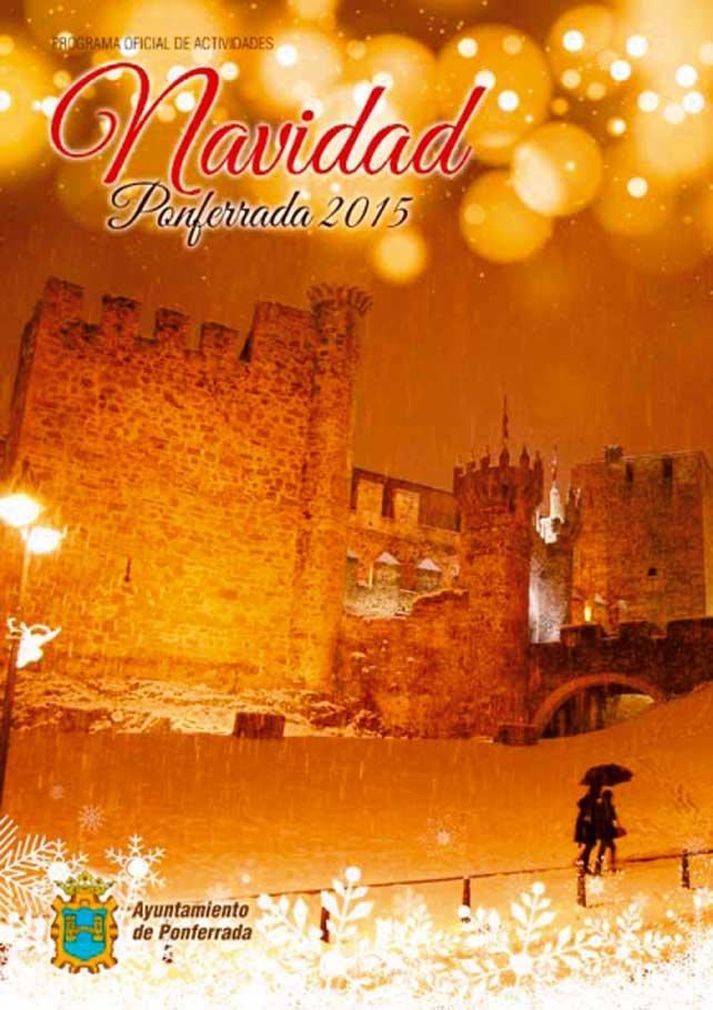 Programa completo Navidad 2015 de Ponferrada 1