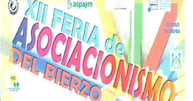 Este fin de semana XII Feria del asociacionismo del Bierzo 1