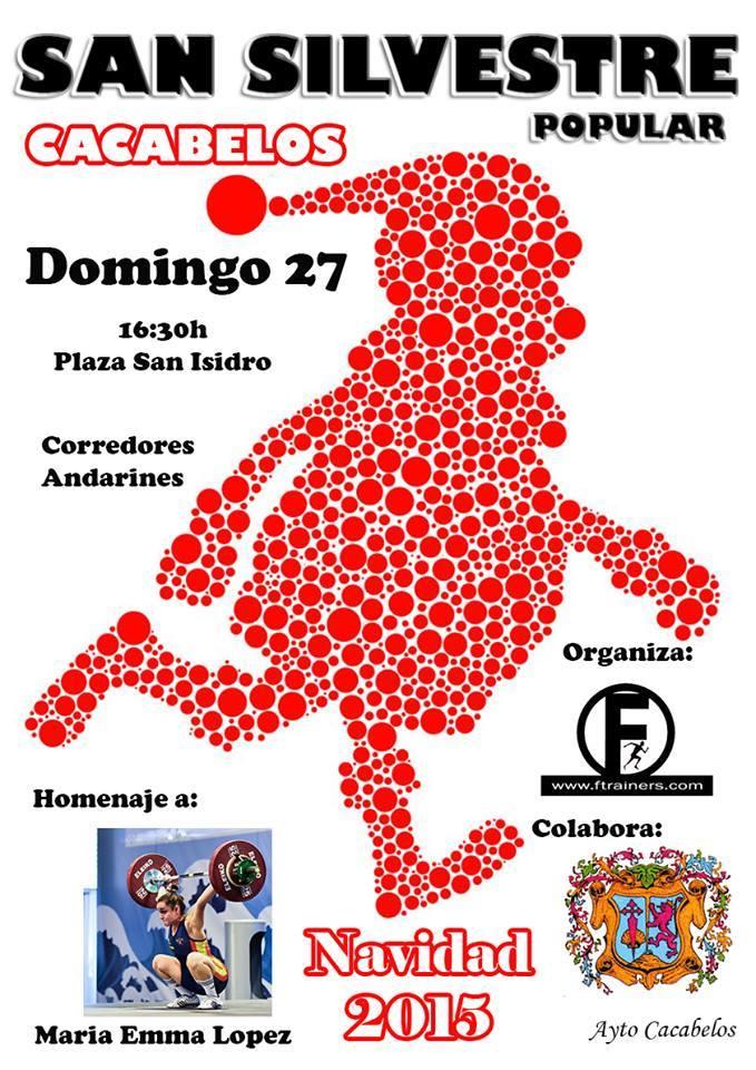 San Silvestre 2015 Cacabelos 1