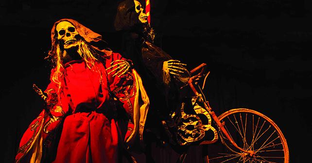 Fabularia Teatro estrena en el Bergidum una renovada versión de El Señor de Bembibre 1