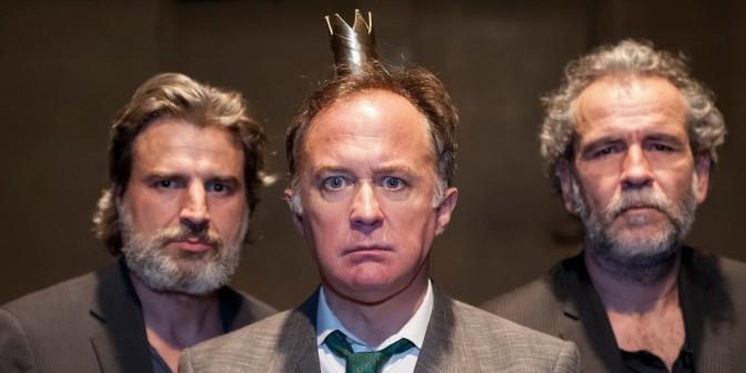 Teatro: 'El rey' de Alberto San Juan, miércoles 24 en el Bergidum 1