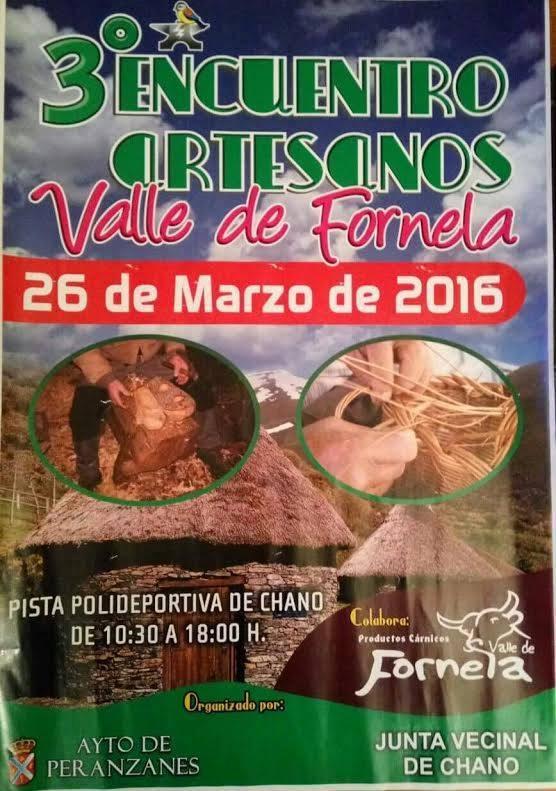 3º Encuentro de artesanos Valle de Fornela 1
