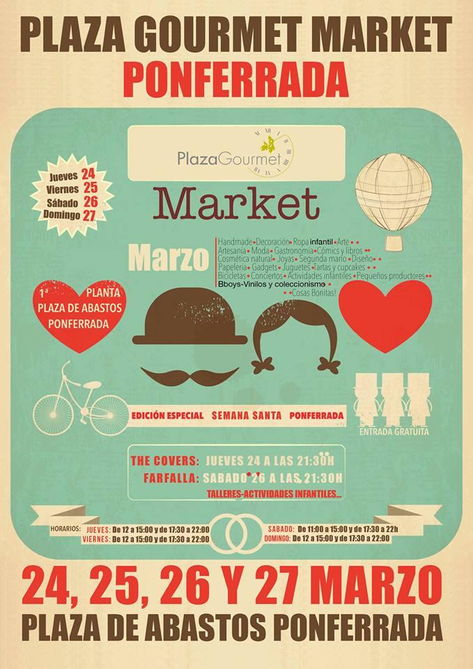 Plaza Gourmet presenta sus actividades durante la Semana Santa 1