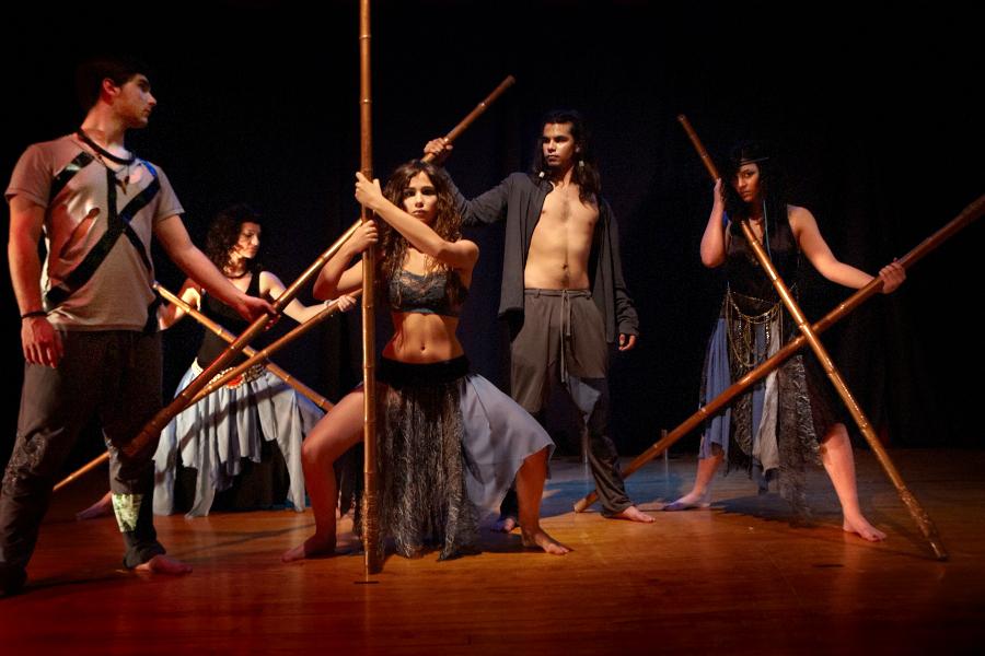 La obra de teatro 'Pasaje a Ítaca' llega el viernes 1 de abril a Bembibre 1