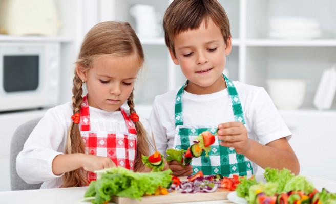 Camponaraya organiza un curso de cocina para niños 1