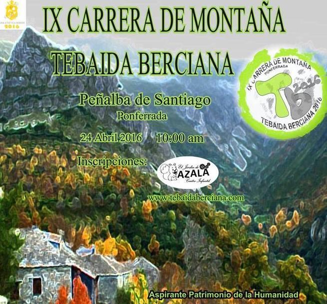 IX Carrera Tebaida Berciana 2016 1